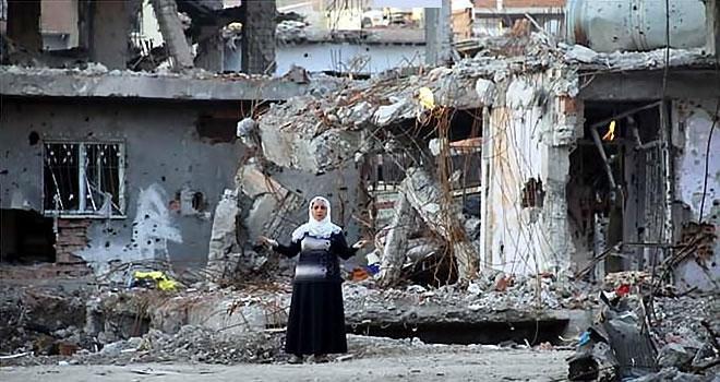 Fotoğraflarla Cizre'de yasak sonrası ilk gün galerisi resim 54