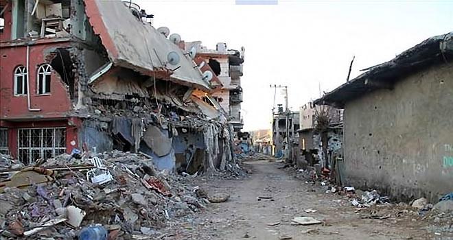 Fotoğraflarla Cizre'de yasak sonrası ilk gün galerisi resim 55