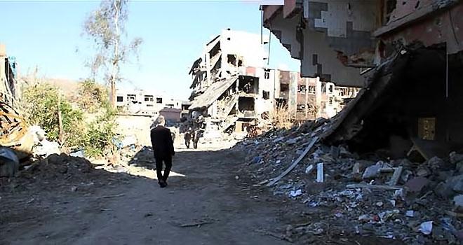 Fotoğraflarla Cizre'de yasak sonrası ilk gün galerisi resim 56