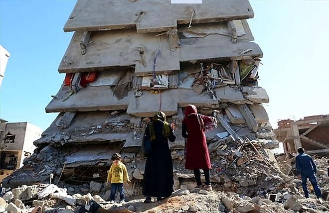 Fotoğraflarla Cizre'de yasak sonrası ilk gün galerisi resim 57