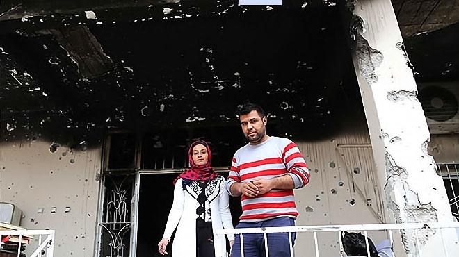 Fotoğraflarla Cizre'de yasak sonrası ilk gün galerisi resim 64
