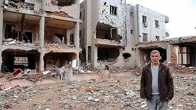 Fotoğraflarla Cizre'de yasak sonrası ilk gün galerisi resim 65