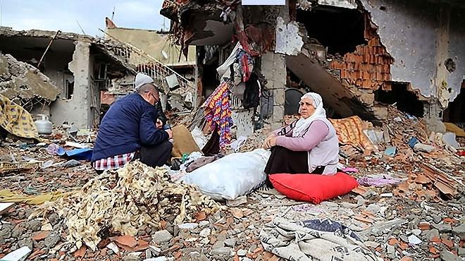 Fotoğraflarla Cizre'de yasak sonrası ilk gün galerisi resim 67