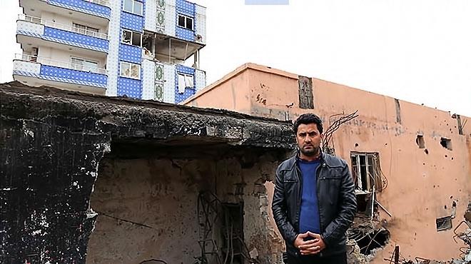 Fotoğraflarla Cizre'de yasak sonrası ilk gün galerisi resim 68