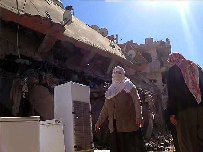 Fotoğraflarla Cizre'de yasak sonrası ilk gün galerisi resim 8