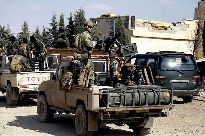 'YPG armalı' ABD askerleri galerisi resim 10