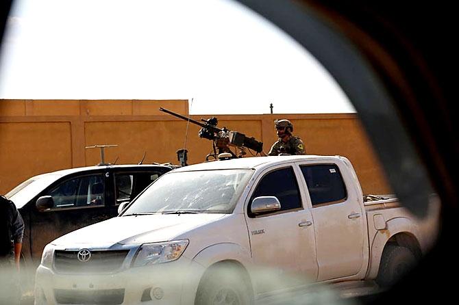 'YPG armalı' ABD askerleri galerisi resim 11