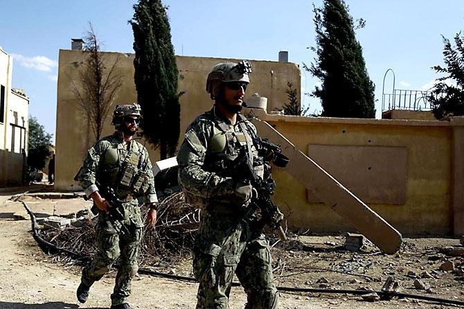 'YPG armalı' ABD askerleri galerisi resim 12