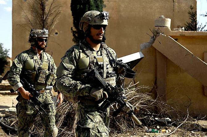 'YPG armalı' ABD askerleri galerisi resim 18