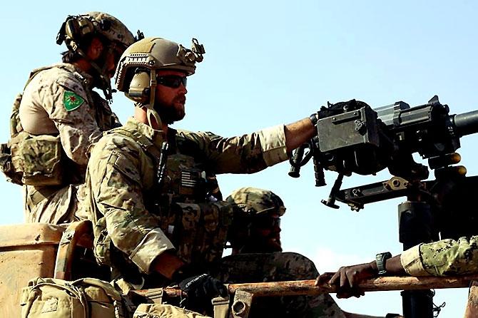 'YPG armalı' ABD askerleri galerisi resim 2