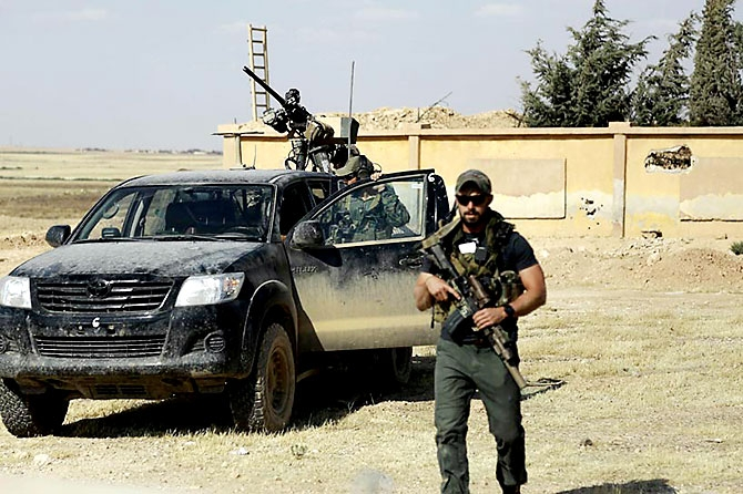 'YPG armalı' ABD askerleri galerisi resim 3