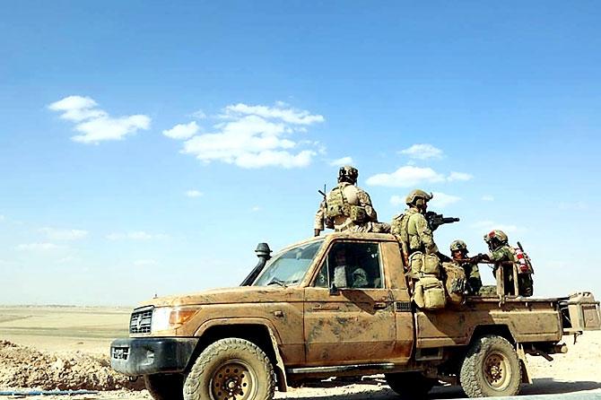 'YPG armalı' ABD askerleri galerisi resim 7