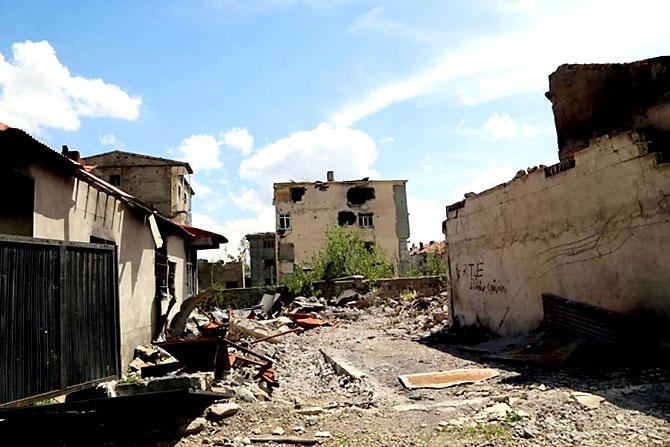 Yüksekova'dan savaş fotoğrafları galerisi resim 2