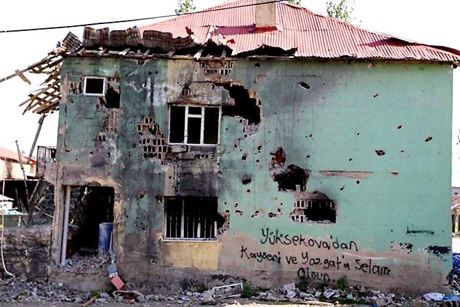 Yüksekova'dan savaş fotoğrafları galerisi resim 33