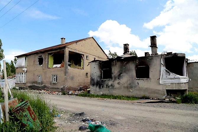 Yüksekova'dan savaş fotoğrafları galerisi resim 37