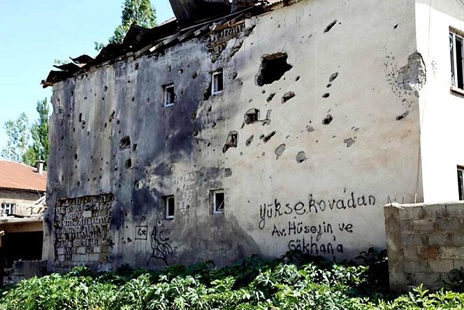 Yüksekova'dan savaş fotoğrafları galerisi resim 42