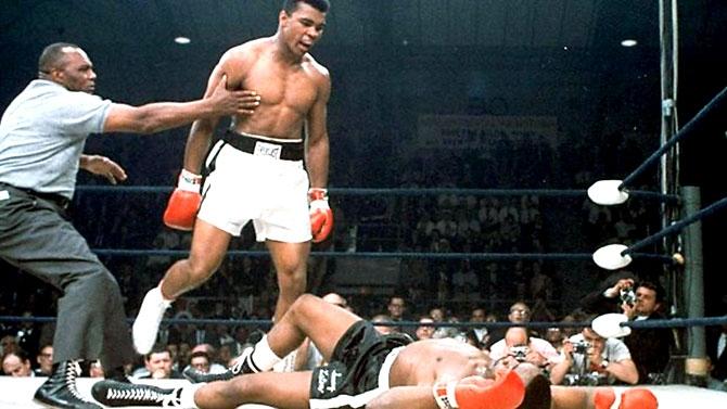 'Muhammed Ali dünyanın ufkunu açan adamdı' galerisi resim 10