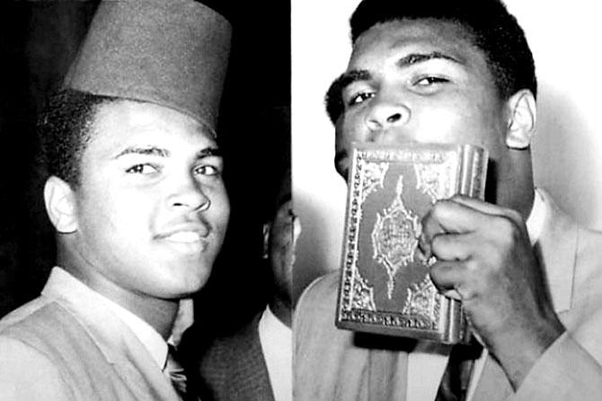 'Muhammed Ali dünyanın ufkunu açan adamdı' galerisi resim 11