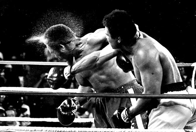 'Muhammed Ali dünyanın ufkunu açan adamdı' galerisi resim 13