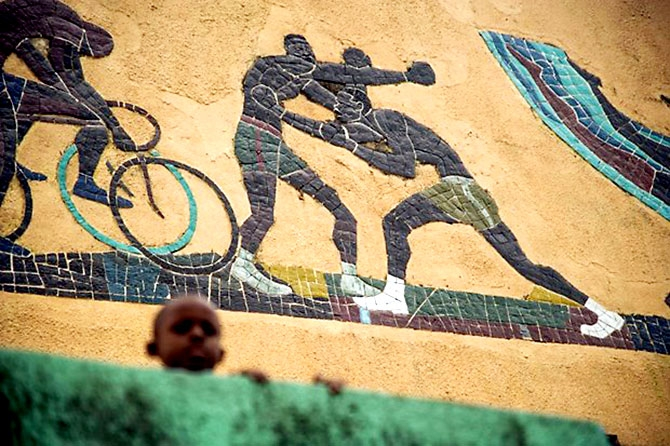 'Muhammed Ali dünyanın ufkunu açan adamdı' galerisi resim 18