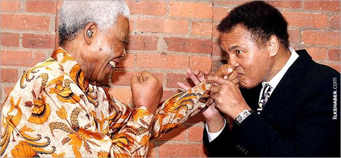 'Muhammed Ali dünyanın ufkunu açan adamdı' galerisi resim 19