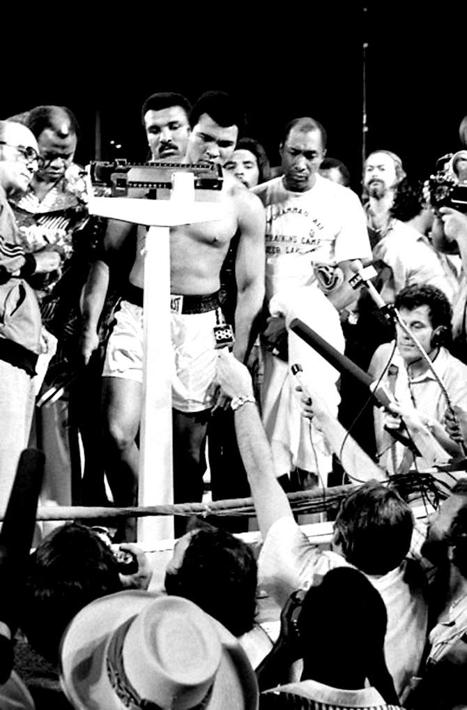 'Muhammed Ali dünyanın ufkunu açan adamdı' galerisi resim 2