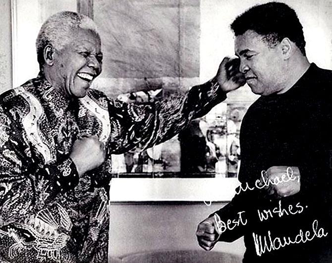 'Muhammed Ali dünyanın ufkunu açan adamdı' galerisi resim 22