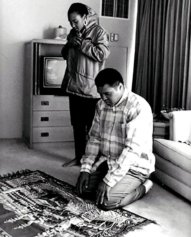 'Muhammed Ali dünyanın ufkunu açan adamdı' galerisi resim 23