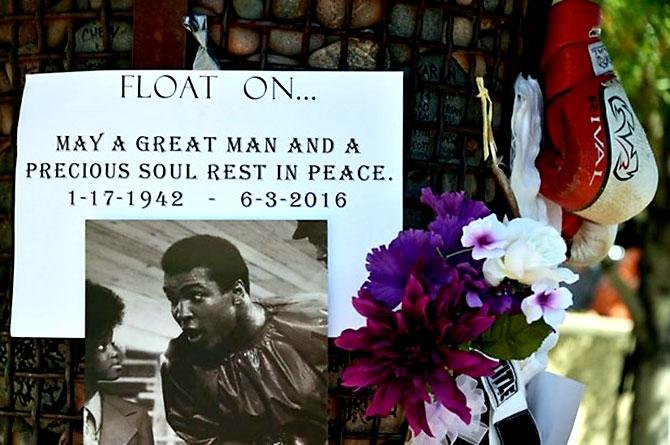 'Muhammed Ali dünyanın ufkunu açan adamdı' galerisi resim 3