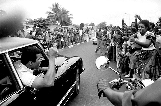 'Muhammed Ali dünyanın ufkunu açan adamdı' galerisi resim 9