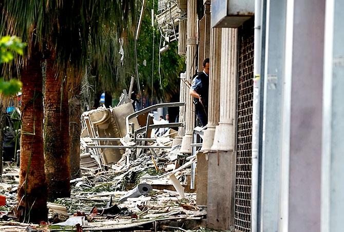Fotoğraflarla: İstanbul Vezneciler'deki saldırı galerisi resim 6