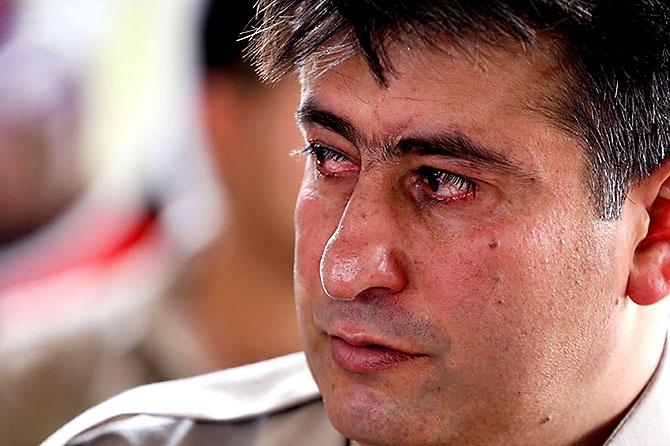 İran'la çatışmada hayatını kaybeden 6 KDP-İ Peşmergesi için taziye galerisi resim 21