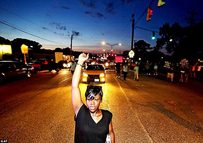 ABD'de protesto gösterileri yayılıyor galerisi resim 10