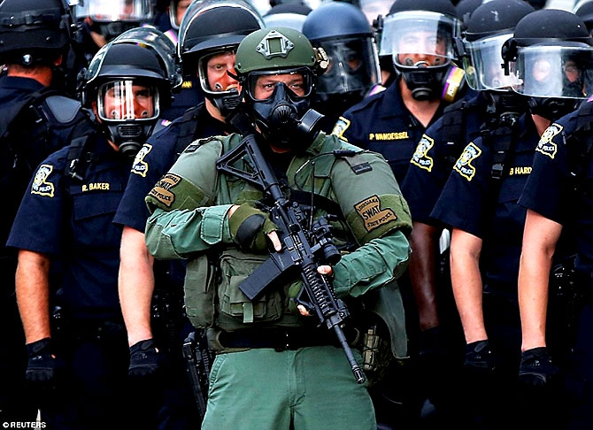 ABD'de protesto gösterileri yayılıyor galerisi resim 12