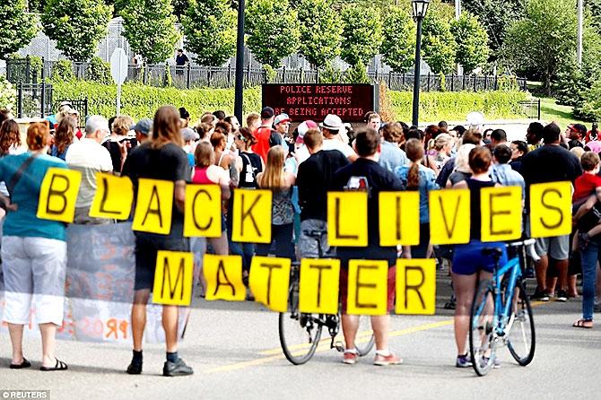 ABD'de protesto gösterileri yayılıyor galerisi resim 19