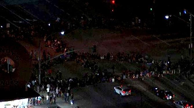 ABD'de protesto gösterileri yayılıyor galerisi resim 4
