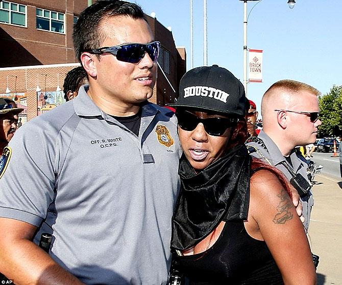 ABD'de protesto gösterileri yayılıyor galerisi resim 7