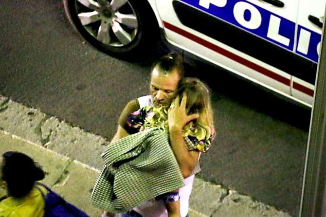 Fransa'daki terör saldırısından ilk kareler galerisi resim 11