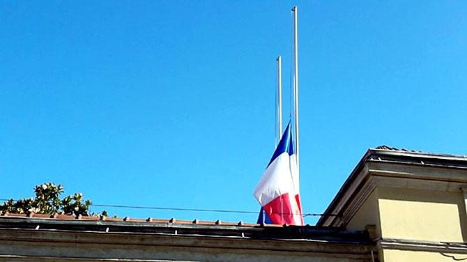 Fransa'daki terör saldırısından ilk kareler galerisi resim 17