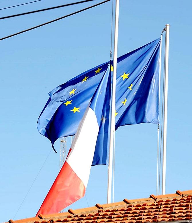 Fransa'daki terör saldırısından ilk kareler galerisi resim 35