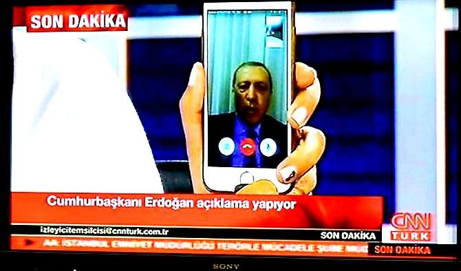 Türkiye'yi sarsan geceden fotoğraflar galerisi resim 20