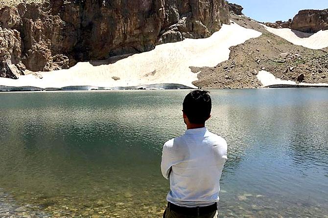 Kürdistan'da 3 bin 151 metre yükseklikte bir göl... galerisi resim 3