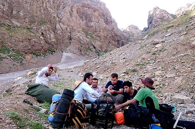 Kürdistan'da 3 bin 151 metre yükseklikte bir göl... galerisi resim 4