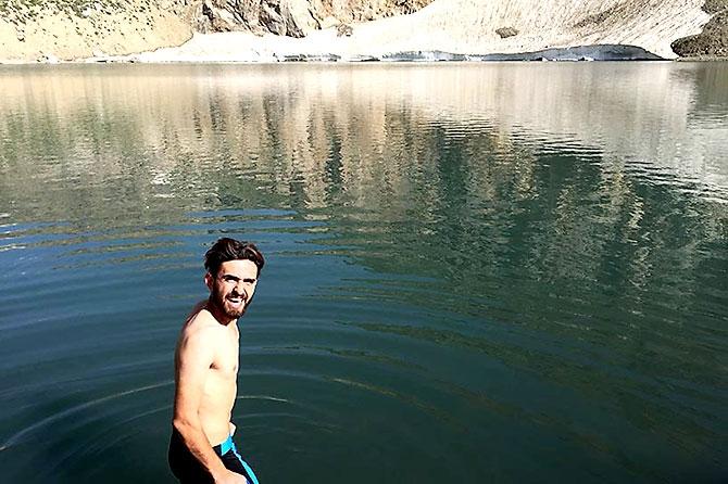 Kürdistan'da 3 bin 151 metre yükseklikte bir göl... galerisi resim 5