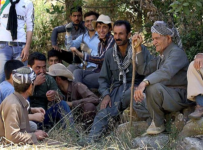 Kürdistan'da İmece kültürü böyle yaşatılıyor galerisi resim 14