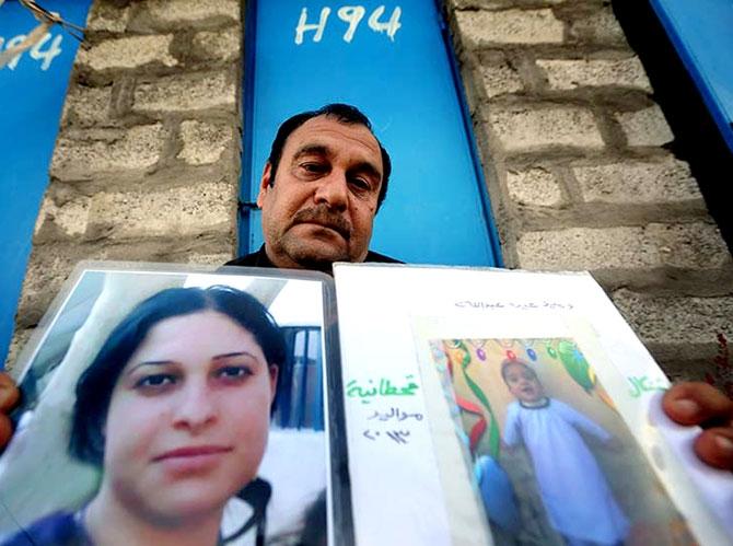 3 Ağustos: Ezidi Kürtler'in acı bir günü galerisi resim 13
