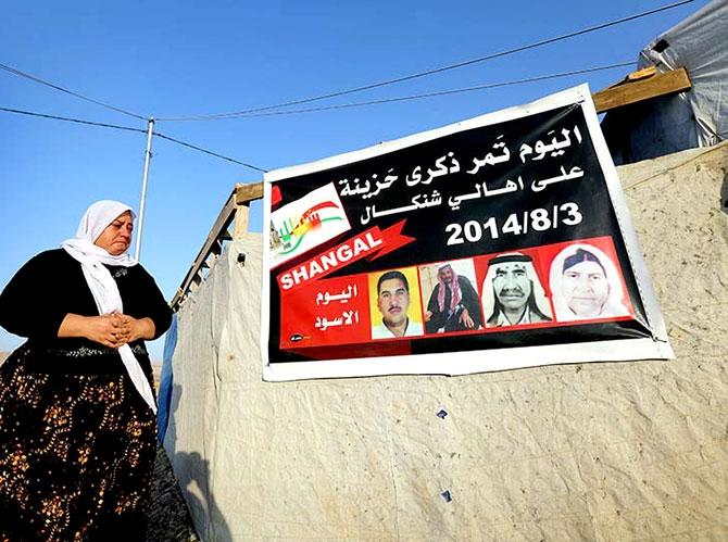 3 Ağustos: Ezidi Kürtler'in acı bir günü galerisi resim 19