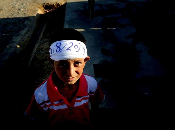 3 Ağustos: Ezidi Kürtler'in acı bir günü galerisi resim 8