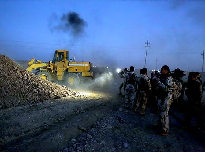 Guwer-Xazir operasyonunda Peşmerge.. galerisi resim 1
