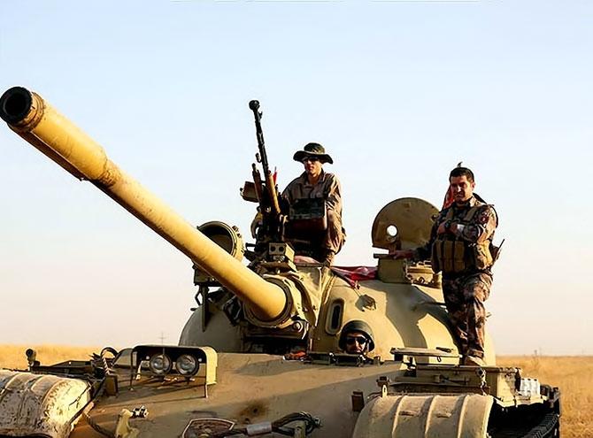 Guwer-Xazir operasyonunda Peşmerge.. galerisi resim 16